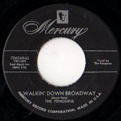 PENGUINS - WALKIN' DOWN BROADWAY