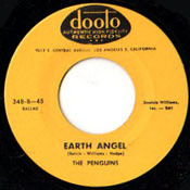 PENGUINS - EARTH ANGEL/ HEY SENORITA