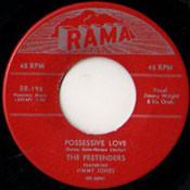 PRETENDERS - POSSESSIVE LOVE