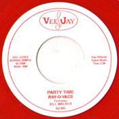 RAY-O-VACS - PARTY TIME