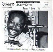 JIMMY REED - TELLS IT LIKE IT IS