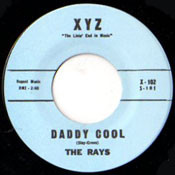 RAYS - DADDY COOL
