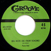 PIANO RED - BIG ROCK JOE FROM KOKOMO