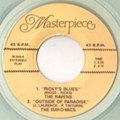 RAVENS - RICKY'S BLUES