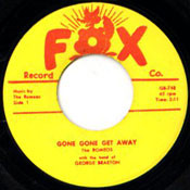ROMEOS - GONE GONE GET AWAY