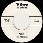 MIKE ROBINSON - LULA
