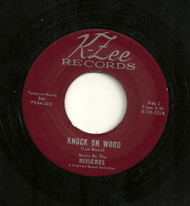 RIVIERES - KNOCK ON WOOD