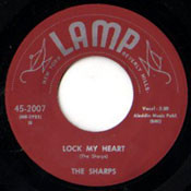 SHARPS - LOCK MY HEART