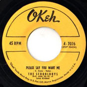 SCHOOLBOYS - PLEASE SAY YOU WANT ME