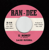 SAXIE RUSSELL - EL MONKEY