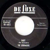SERENADERS - BABY
