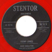 BEBO SINGLETON - FEENY JONES
