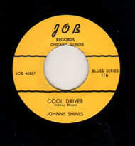 JOHNNY SHINES - COOL DRIVER