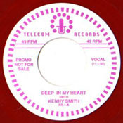 KENNY SMITH - DEEP IN MY HEART