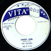 SQUIRES - SWEET GIRL