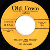 SOLITAIRES - WALKIN' AND TALKIN'