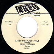 ARBEE STIDHAM - MEET ME HALF WAY