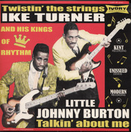 IKE TURNER - TWISTIN' THE STRINGS