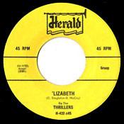 THRILLERS - 'LIZABETH