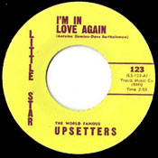 UPSETTERS - I'M IN LOVE AGAIN