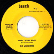 VIBRAHARPS - COSY WITH ROSY