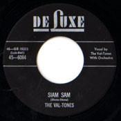 VAL-TONES - SIAM SAM