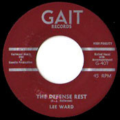 LEE WARD - THE DEFENSE REST