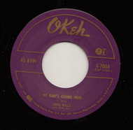 CHUCK WILLIS - MY BABYS COMING HOME