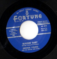 GEORGE YOUNG - BUGGIN' BABY