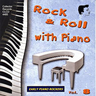 ROCK & ROLL WITH PIANO, VOL. 8
