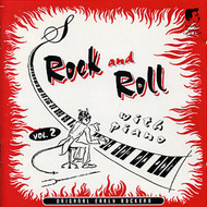 ROCK & ROLL WITH PIANO, VOL. 2