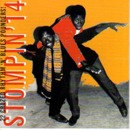 STOMPIN' VOL. 14 (CD)
