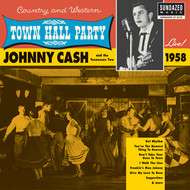 JOHNNY CASH - LIVE AT TOWN HALL PARTY 1958