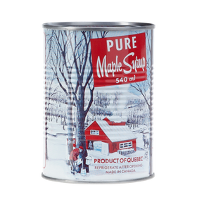 Maple Syrup Can, 540ml (18.25 oz)
