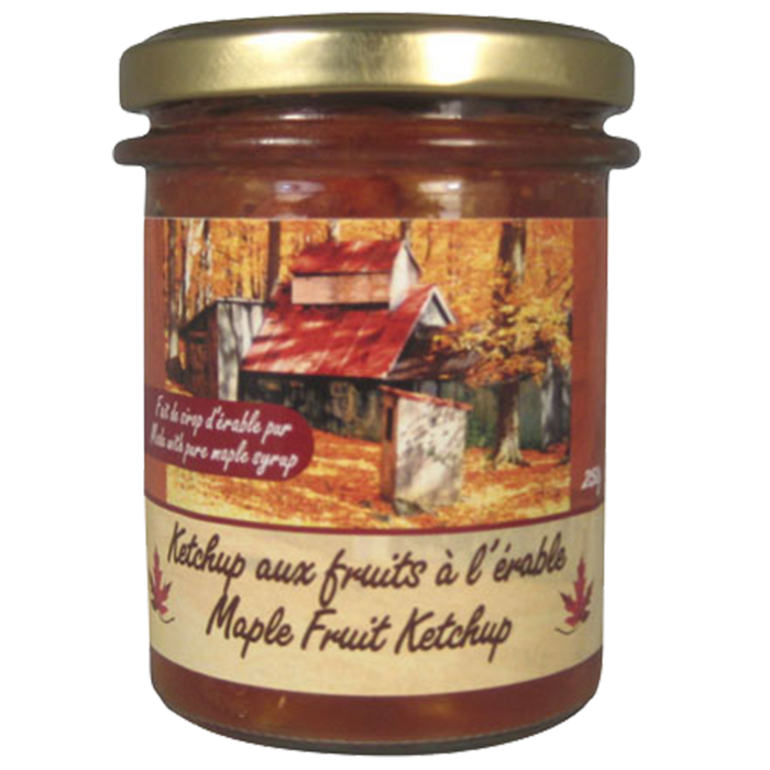 Maple Fruit Ketchup