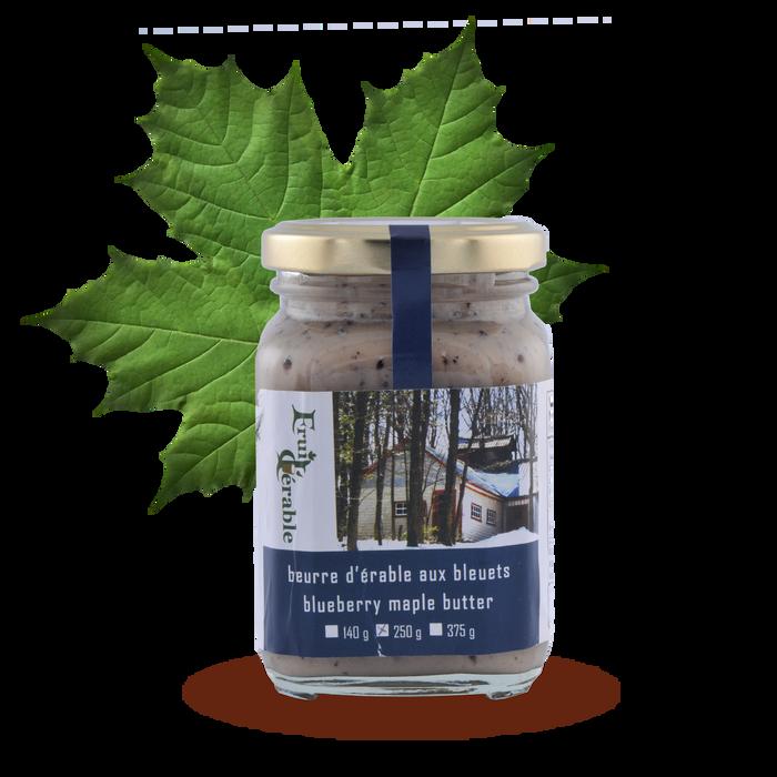 100% Pure Blueberry Maple Cream 8oz 250g