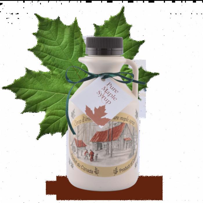 Organic Grade B Maple Syrup Quart