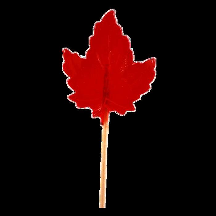 Maple Cherry Lollipop