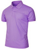 Short Sleeve Pique solid Polo Shirt Various colors-Unisex