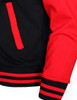 red-sleeve detail