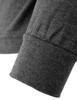 turtleneck darkgray-sleeve detail