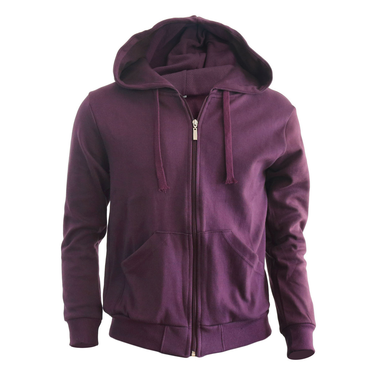 Purple Hoodie T Shirt For Unisex Cotton Hoodie T Shirt Men
