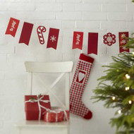 Christmas Cheer Paper Bunting