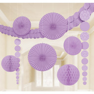 Lilac Room decorating Kit