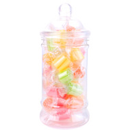 Baby Shower Game Prize Victorian Sweet Jar Rock Candy