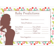 baby Shower Prediction game