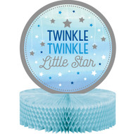 Twinkle Twinkle Little Star Honeycomb Centerpiece (Boy)