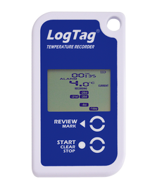 LogTag TRID30-7R Temperature Recorder with 30 day summary display