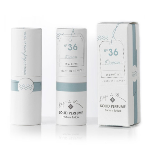 Ocean Solid Perfume by Lepi de Provence.