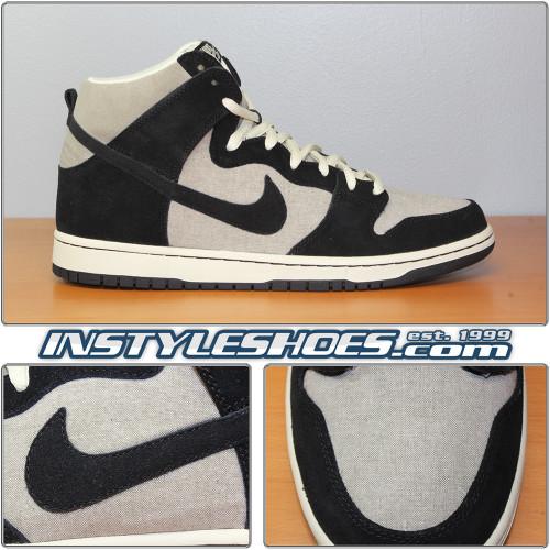 Nike SB Dunk High Pro Fossil 305050-200